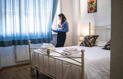 Hotel La Pace Camera 1